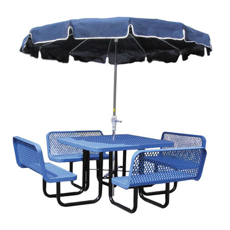 Square-Bench-Seats-Umbrella