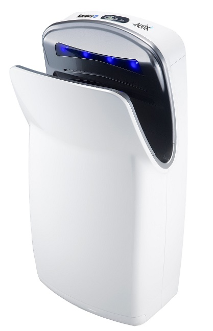 Aerix Vertical Dual-Sided Hand Dryer - 2921 Series