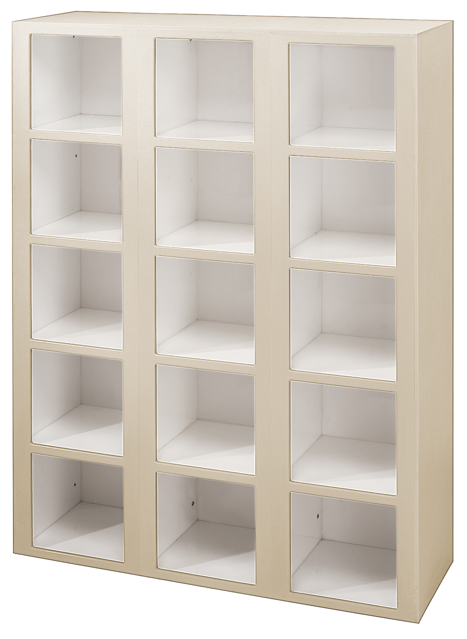 ... Solid Plastic Cubby Organizer Storage Systems  sc 1 st  XPB Lockers & Cubby Organizer Storage Systems are solid plastic heavy duty open ...