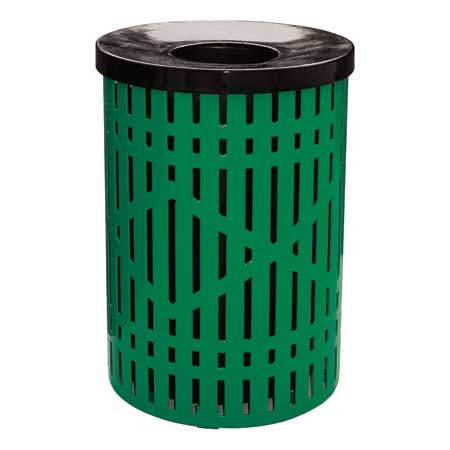 Diamond Waste Receptacle