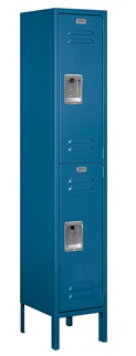 Metal Lockers-2 Tier