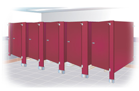 Aside from plumbing, toilets, and lavatories, restroom dividers are the most important things that an organization can install in a commercial bathroom.