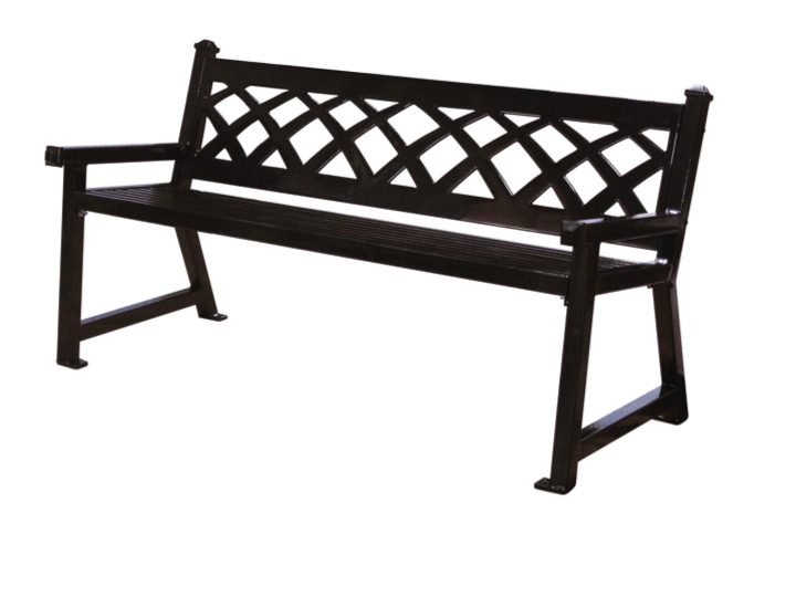 Sawgrass Metal Bench