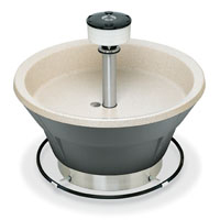 Bradstone® Circular Multi-Station Wash Fountains