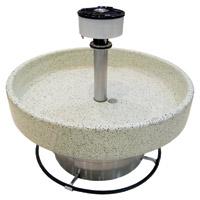 """Terrazzo® 9""""D Circular Wash Fountain"""