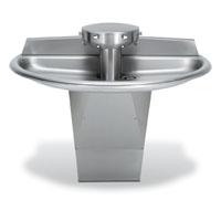 Multi User Semi Circular Hand Wash Lavatory Wash Fountains