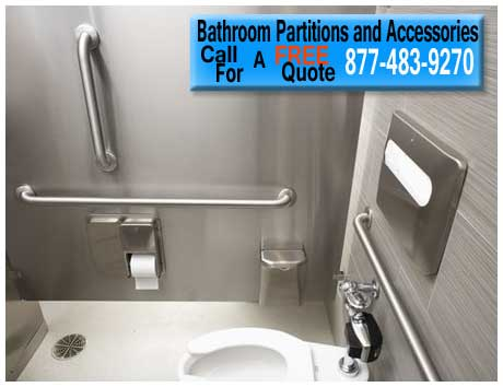Restroom Partitions And Accessories - Bathroom partitions houston texas