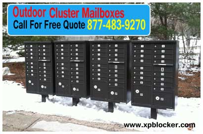 Outdoor-Cluster-Mailboxes