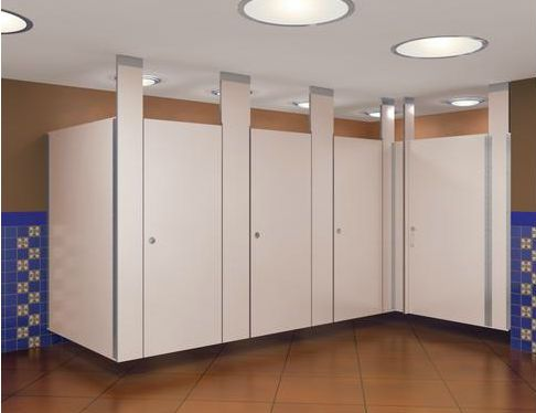 Restroom Stalls Restroom Dividers Bathroom Partitions - How to install bathroom partitions