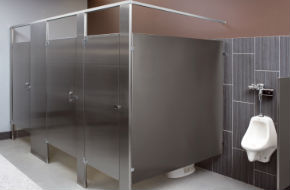 Bon ... Stainless Steel FMOB Toilet Partitions