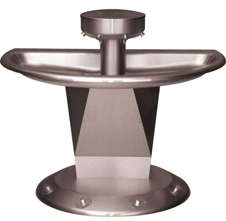 Stainless-Steel-Semi-Circular-Handwash-Fountain-Foot-Control