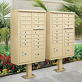 CBU ,USPS Approved Mailboxes