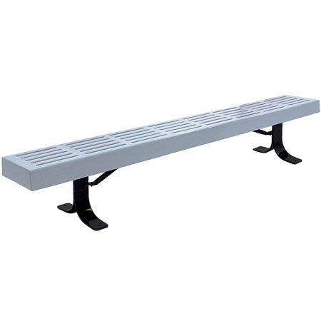 Commercial Grade Outdoor Iron Player 39 S Metal Benches For Schools And Sports