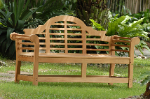 Teak Wood Outdoor Benches