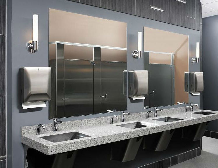 Commercial Lavatory : Commercial Wall Mount Bathroom Lavatory Hand Wash Sink Suppliers